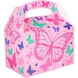 Butterfly Party Box - 15cm long