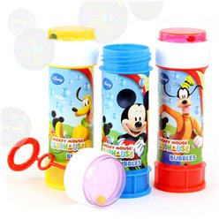 Mickey Mouse Party Bubbles - 60ml