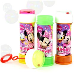 Minnie Mouse Party Bubbles - 60ml