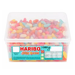 Haribo Jelly Bean Tub