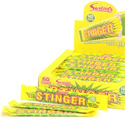 Stinger Chew Bars - 60pk