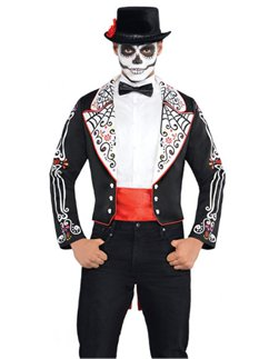 Day of the Dead Coat Set