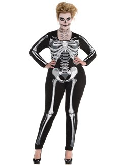 Black and Bone Catsuit