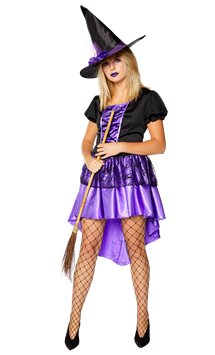 Glamorous Witch - Adult Costume