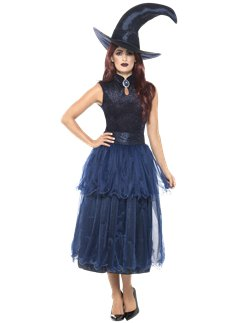Deluxe Midnight Witch