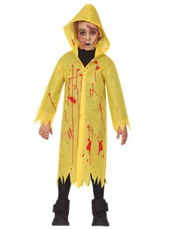 Bloody Yellow Raincoat