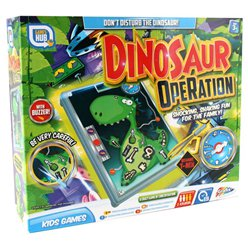 Dinosaur Operation Game