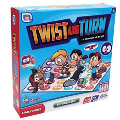 Twist & Turn Game