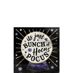 Spooks and Spells Paper Napkin - 25cm