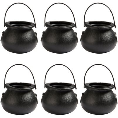 Cauldron Treat Buckets - 6cm