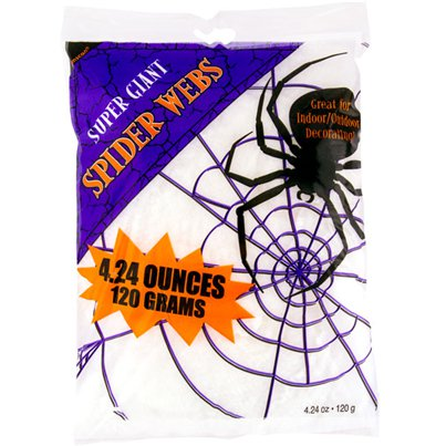 Spiders Web - 400sq ft