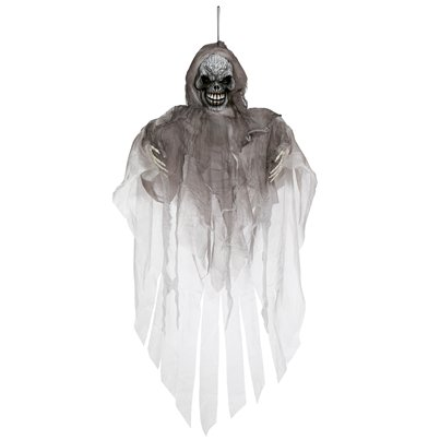 Animated Hanging Ghost Reaper