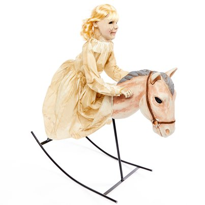 Animated Rocking Horse Dolly