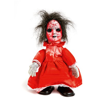 Animated Zombie Doll - 31cm