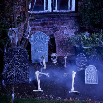 Halloween Outdoor Decorating Kit