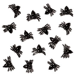 Mini Spiders - 1.5cm