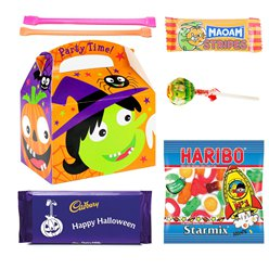 Stay Home Trick or Treat Box - Chocolate & Sweets