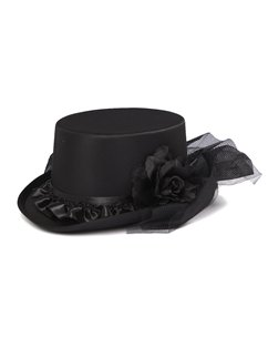 Embellished Top Hat