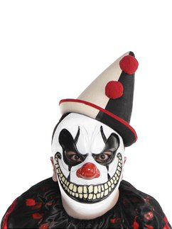 Freakshow Clown Mask