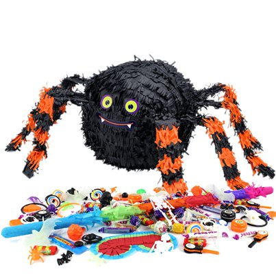 Halloween Spider Piñata Kit