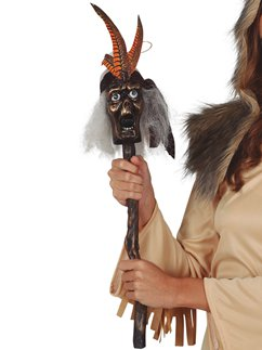 Witch Doctor Staff