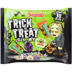 Swizzels Trick or Treat Lolly Bag