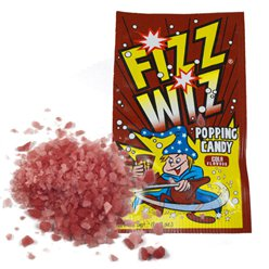 Fizz Wiz Popping Candy - Cola Flavour