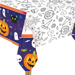 Hallo-ween Friends Tablecover