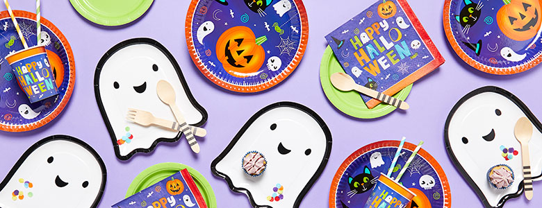 Hallo-Ween Friends Party Supplies
